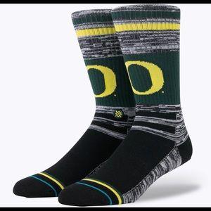 Stance University of Oregon Ducks Varsity Socks